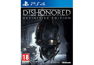 Dishonored Definitive Edition FR PS4