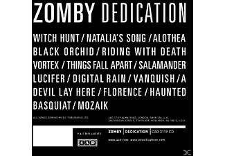 Zomby - Dedication - (Vinyl)