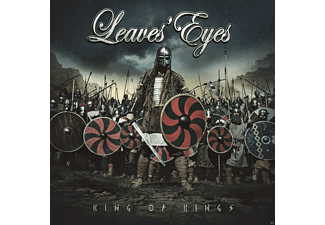 Leaves' Eyes - King Of Kings (Lim.2cd-Digibook+Bonustracks) [CD]