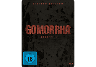 Gomorrha - Staffel 1  (Limited Blu-ray-Steelbook Edition) [Blu-ray]