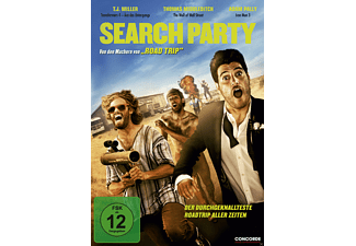 Search Party – Der durchgeknallteste Roadtrip aller Zeiten [DVD]