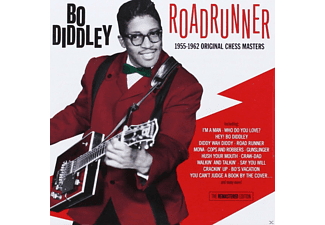 Bo Diddley - Road Runner 1955-1962 - (CD)