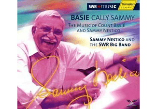 Nestico Sammy+swr Bigb - BASIE CALLY SAMMY - (CD)