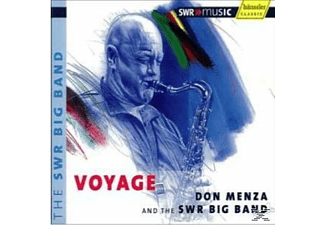 Don Menza - Voyage - (CD)