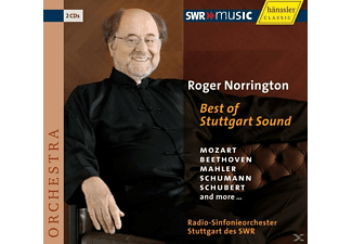 Sir Roger Norrington, Rso Swr - Best Of Stuttgart Sound - (CD)