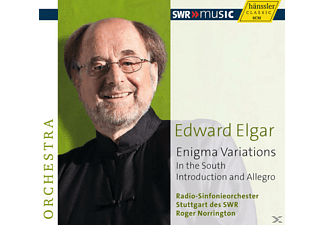 Roger & Rso Stuttgart Norrington - Enigma Variations - (CD)