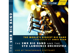 SWR BIG BAND/LAWRENCE,SYD ORCHESTRA/DEAN,CHRIS - The World's Biggest Big Band - (CD)