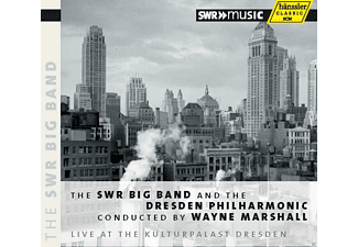 The Swr Big Band - Rhapsody in Swing - (CD)