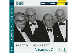 Amadeus Quartett - Quartet Recital 1977 - (CD)