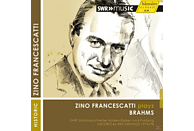 Francescatti/Bour/SWR SO - Francescatti plays Brahms [CD]