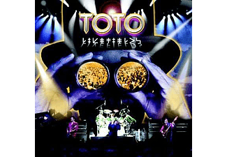 Toto - Livefields (CD)