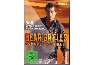 Bear Grylls: Escape From Hell [DVD]
