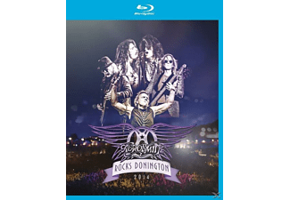 Aerosmith - Rocks Donington - 2014 (Blu-ray)
