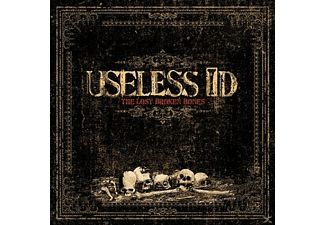 Useless Id - THE LOST BROKEN BONES - (CD)
