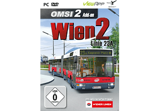OMSI: Wien - Linie 23A - Add-On - PC