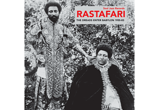 VARIOUS - Rastafari:The Dreads Enter Babylon 1955-83 - (LP + Download)