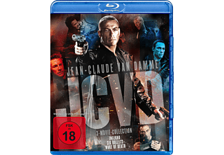Jean-Claude Van Damme - 3-Movie-Collection - (Blu-ray)