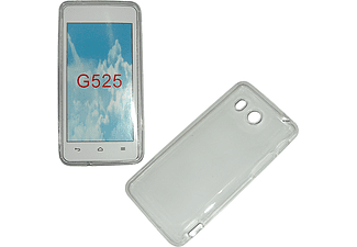 VOLTE-TEL Θήκη HUAWEI ASCEND G525 Slimcolor Tpu White  - (5205308123931)