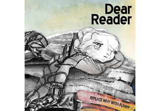 Dear Reader - REPLACE WHY WITH FUNNY [CD]