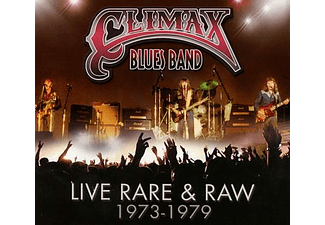 Climax Blues Band - Live Rare & Raw 1973-1979 (CD)