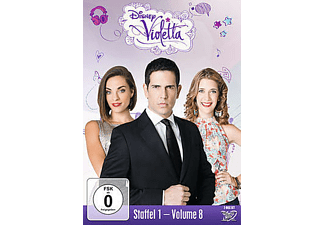 Violetta Staffel 1 Part 8 [DVD]