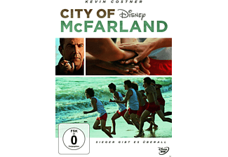 City of McFarland - (DVD)