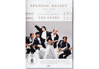 Spandau Ballet – Soul Boys of the Western World – The Story - (DVD)