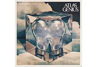 Atlas Genius - Inanimate Objects [CD]