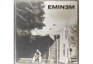 Eminem - The Marshall Mathers (Explicit Ltd. Edt.) - (Vinyl)