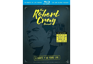 The Robert Cray Band - 4 Nights Of 40 Years Live (Blu-Ray+2cd) - (CD + Blu-ray Disc)