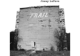 Jimmy Lafave - Trail One - (CD)