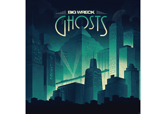 Big Wreck - GHOSTS [CD]