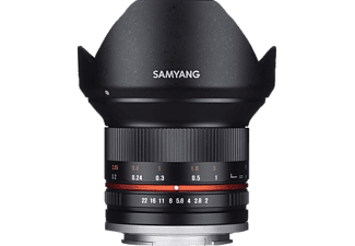 SAMYANG Objectif grand angle 12mm F2 NCS CS Sony E-Mount (F1220506101)