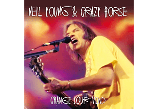 Neil Young And Crazy Horse - Change Your Mind - (CD)