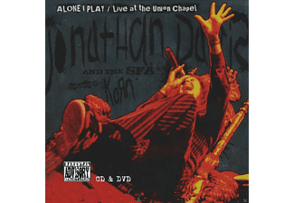 Jonathan Davis, Super Furry Animals - Alone I Play-Live At The Union Chapel [CD + DVD Video]