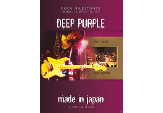 Deep Purple - Made In Japan-A Critical Review - (DVD)