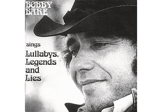 Bobby Bare - Sings Lullabys, Legends and Lies (CD)