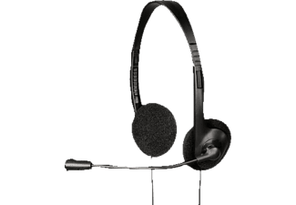 HAMA HS-101 PC Headset, stereo Black - (00053966)