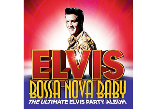 Elvis Presley, VARIOUS - Bossa Nova Baby: The Ultimate Elvis Presley Party [CD]