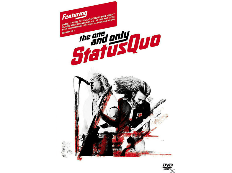 Status Quo - The One And Only [DVD]