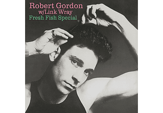 Robert Gordon, Link Wray - Fresh Fish Special - Reissue (Vinyl LP (nagylemez))