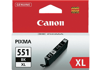 CANON CLI-551XL Black - (6443B001)