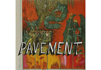 Pavement - Quarantine The Past - The Best Of Pavement (Vinyl LP (nagylemez))