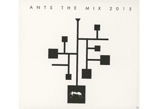 VARIOUS - Ants Presents The Mix 2015 - (CD)