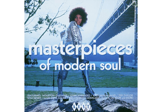 VARIOUS - Masterpieces Of Modern Soul - (CD)