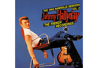Johnny Hallyday - The 1962 Nashville Sessions Vol. 2 - The French Recordings (CD)