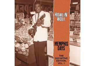 Howlin' Wolf - Memphis Days - Definitive Edition, Vol. 1 (CD)