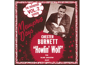 Howlin' Wolf - Memphis Days - Definitive Edition, Vol. 2 (CD)