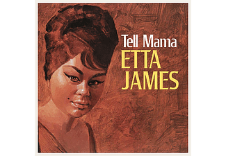 Etta James - Tell Mama - Reissue (Vinyl LP (nagylemez))