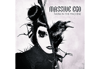 Massive Ego, VARIOUS - Noise In The Machine [CD]